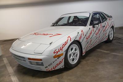 1991 Porsche 944 S2 CS