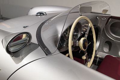 1955 Porsche 550/1500 RS Spyder, chassis #0073