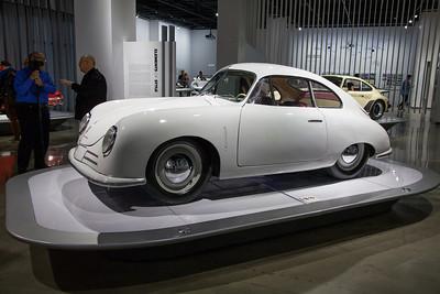 "1949 Porsche 356-2 ""Gmünd"" Coupe - Collection of Terri & Jeff Zwart"