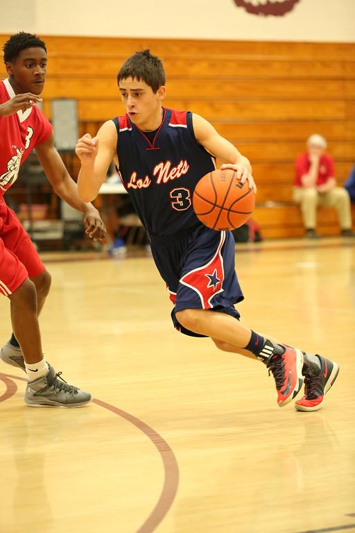 San Antonio Nets 2014