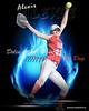 AlexisVsoftball8x10