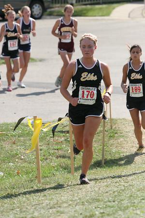 2007-10-06 Centerville Stampede - Girls