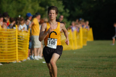 2007 Centerville Elks Cross Country - Individuals
