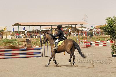 Concurso Nacional de Saltos  - Pony Club Ingenio  Prueba 1