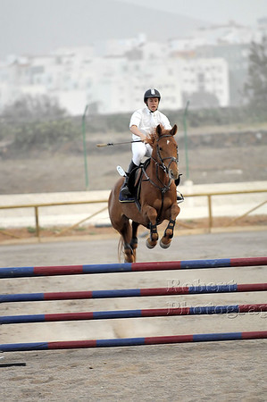 Concurso Nacional de Saltos - Pony Club Ingenio Prueba 5
