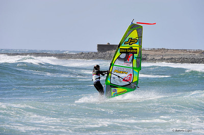 PWA Gran Canaria Wind and Waves Festival en Pozo Izquierdo 2012 Día 2