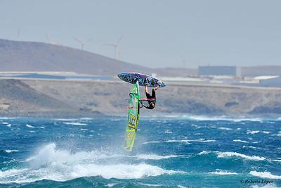 PWA Gran Canaria Wind and Waves Festival en Pozo Izquierdo 2012 Día 5