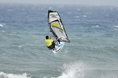 Windsurf  -  Gran Canaria Windsurf PWA Grand Slam Pozo Izquierdo  día 2  -  2007