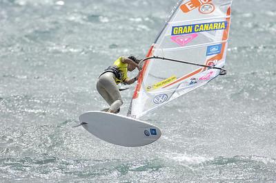 Windsurf  -  Gran Canaria Windsurf PWA Grand Slam Pozo Izquierdo  día 7  -  2007