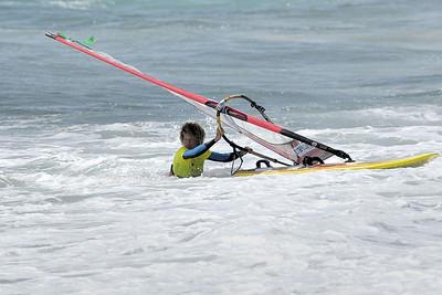 Windsurf  -  Gran Canaria Windsurf PWA Grand Slam Pozo Izquierdo  día 4 - 2007