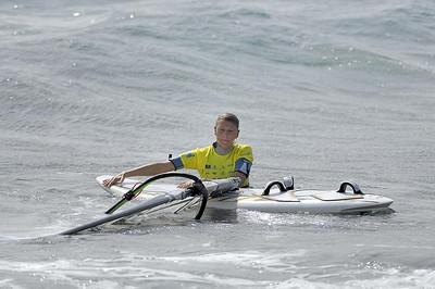 Windsurf  -  Gran Canaria Windsurf PWA Grand Slam Pozo Izquierdo  día 5  -  2007