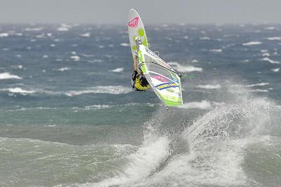 Windsurf  -  Gran Canaria Windsurf PWA Grand Slam Pozo Izquierdo  día 1 - 2007