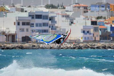 Windsurf - Pozo 16 Mayo 2010