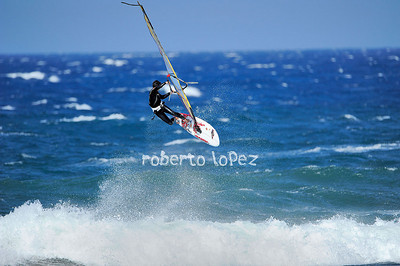 Windsurf - Pozo 18 Junio 2010