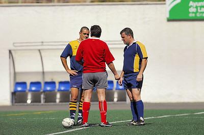 XIV Liga Territorial Canaria  -  CR Las Palmas  -  Atlántico