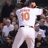 Date:  3/7/11<br /> Location:  Sarasota, FL<br /> OF Adam Jones