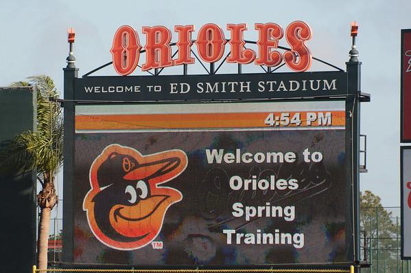 Baltimore Orioles Spring Training