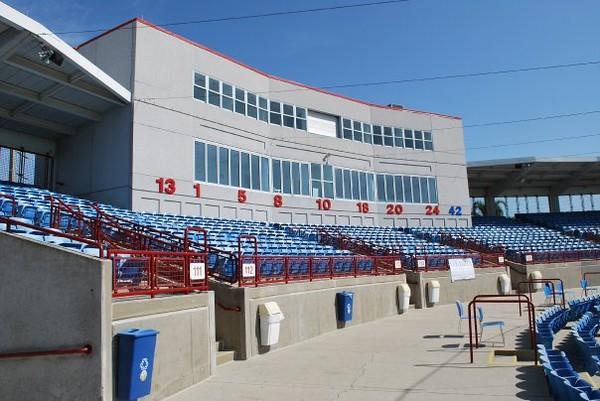FL - Ed Smith Stadium