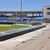 Date:  Monday, 8/16/10<br /> Location:  Ed Smith Stadium, Sarasota, FL
