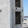 Date:  8/16/10<br /> Location:  Ed Smith Stadium, Sarasota, FL<br /> looking at one of the front towers from the seating bowl