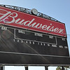 Date:  11/08/10<br /> Location:  Sarasota, FL<br /> When spring training starts in 2011 a new scoreboard will be in the outfield of Ed Smith
