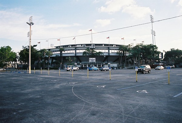Ball Parks