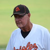 Date: 8/10/12<br /> Location: Sarasota, FL<br /> Pitching Coach, Larry Jaster