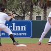 Date:  7/18/13<br /> Location:  Sarasota, FL<br /> Jonathan Schoop throws to Justin Viele