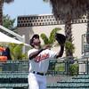 Date:  7/2/13<br /> Location:  Sarasota, FL<br /> INF Randolph Gassaway gets under the ball