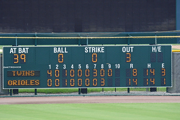 07/27 GCL Twins Vs GCL Orioles