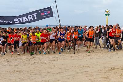 Fortress Beach Challenge - Beach Run.