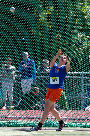 Athlete - Mens Hammer Throw (kogelslingeren). NK Teams Senioren 2013