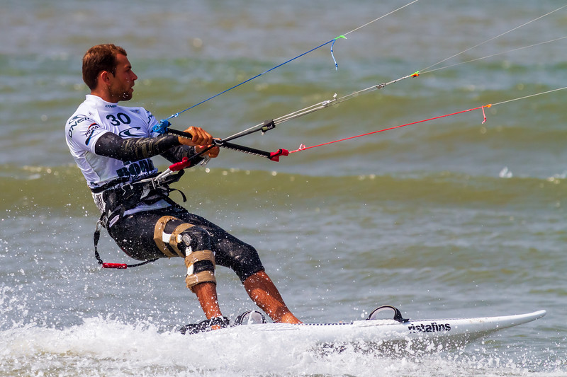 Kite Board Racer - O'Neill Kite Board World Cup