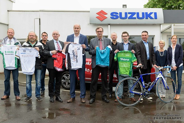 Vivawest Dienstleistungen Ruhr Pott Tour 2016  Press Event