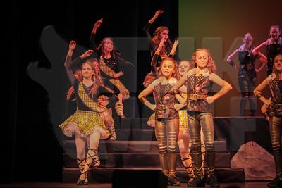 Main Street Dance Rectal 2015