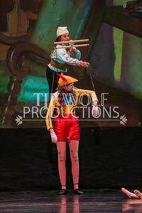 Pinocchio- T-6