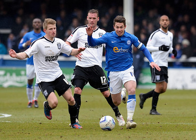 Peterborough United 0 - 0 Ipswich Town