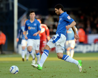 Peterborough United 2 v 3 Middlesbrough
