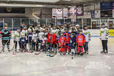 JVL Girls Hockey Event 2018-19