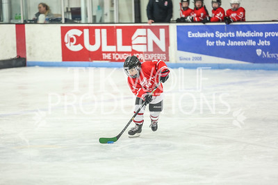 White- Dubuque vs  Verona Flyers-5