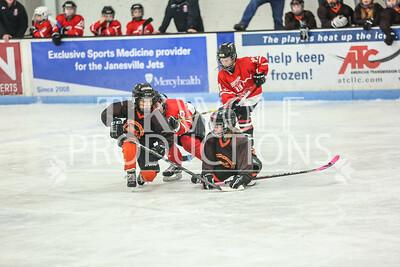 White- Dubuque vs  Verona Flyers-12