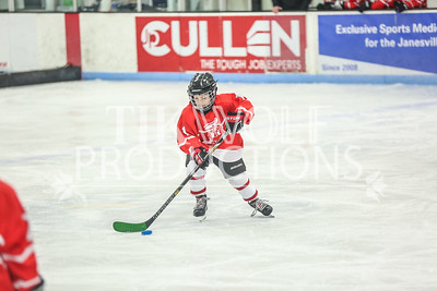 White- Dubuque vs  Verona Flyers-7