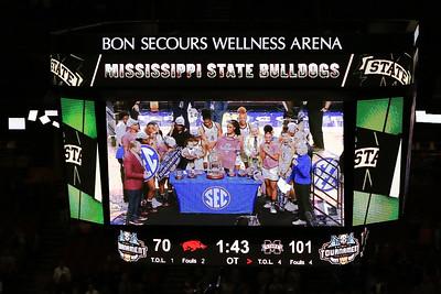 SEC Tournament Champions