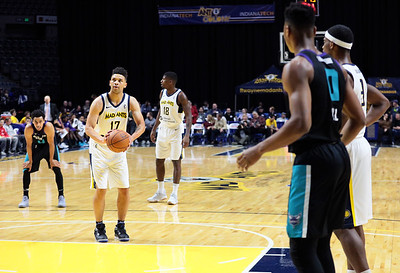 Cary Gerber - Mad Ants 2017-2018