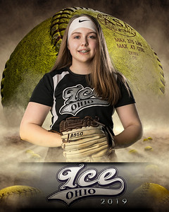 Dream Team Softball Individual Template