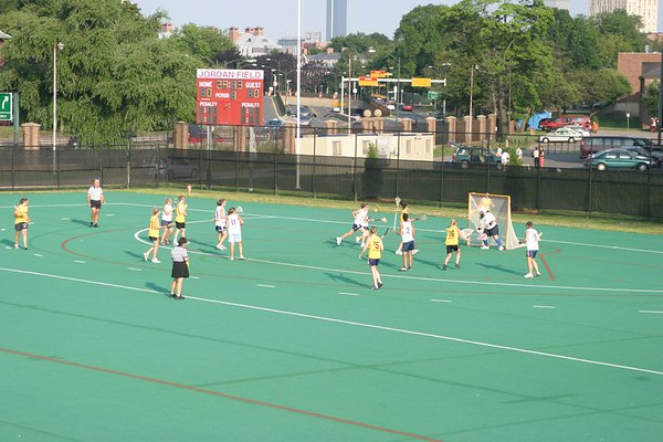 Bay State Games 2005 - Girls Lacrosse