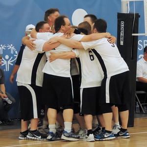 Jun 19th - Volleyball Playoff Game - Photos by Shannon Loeck