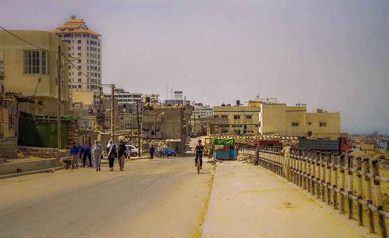 Gaza Strip, Israel