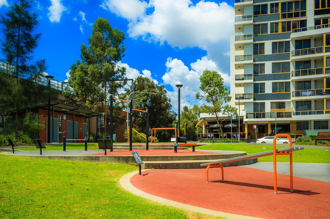 Rhodes, Sydney, NSW, Australia