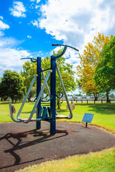 Fitness Path, Richmond